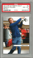 2012 SP Authentic Golf Arnold Palmer Retail PSA 8