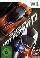 Nintendo Wii + Wii u need for Speed Hot Pursuit guterzust.