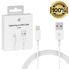 Original Apple Lightning Kabel USB Ladekabel MD818ZM/A 1m für iPhone & iPad