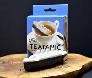 Titanic Ship Teatanic Tea Infuser by Fred