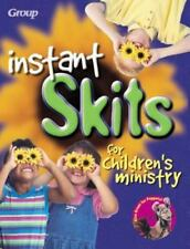 NEW - Instant Skits for Children's Ministry by Duckworth, John