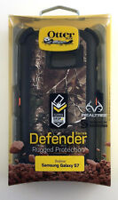OtterBox Defender Case for Samsung Galaxy S7 Real Tree Xtra Camo / Orange/Black