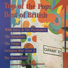 TOP OF THE POPS Best Of British Compilation CD Brand New And Sealed