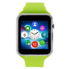 Q10 Smartwatch Phone MTK6260 Bluetooth 3.0 2.5D Arc IPS Screen NFC GPS Pedometer