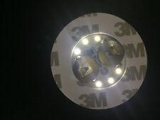 10pcs 6LEDs Flash Light Bottle Cup Mat Coaster LED glow glorifier Club Bar party