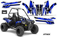 Polaris Sportsman ACE 150 ATV Graphic Kit Wrap Quad Accessories Decals ATTACK U