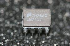 Amplificador Operacional LM741J National Semiconductor
