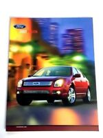 2007 Ford Fusion 24-page Factory Original Car Sales Brochure Catalog