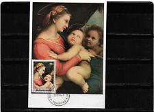 "Penrhyn 1984 postcard theme"" 500 anniversary raphael"""
