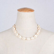 Collar Choker Natural Shell Necklace Beach Jewelry Sea Shell Conch Pendant
