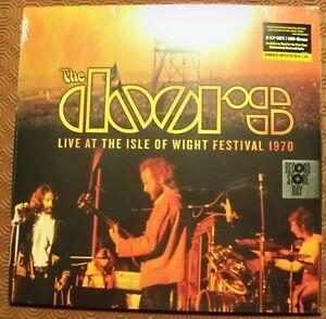 "THE DOORS ""LIVE AT ISLE OF WIGHT FESTIVAL 1970 "" 2LP RSD 2019 LTD N.9565/11000"