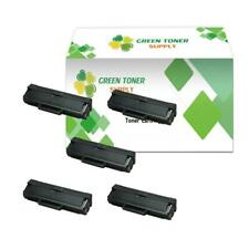 5 pack ML1665 Toner for Samsung ML-1665 ML-1865W ML-1661 ML-1666 Printer