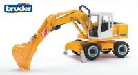 Bruder 2426 Liebherr Schaufelbagger Baustelle Spielzeug Kinder Baufahrzeuge |1