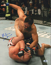 ANTONIO ROGERIO NOGUEIRA SIGNED AUTO'D 11X14 PHOTO BAS COA UFC 140 PRIDE NOG C