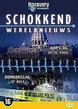 Schokkend Wereldnieuws - Aanslag Op De Paus & Bomaanslag Op Bali  dvd
