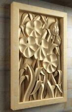 wall decoraion CNC Router relief model STL format 3D model artcam