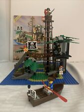 Vintage LEGO Pirates Forbidden Island 6270 Complete with instructions