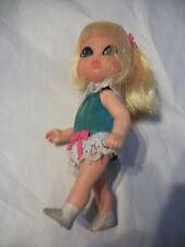 Vintage Mattel. Liddle Kiddle Skediddle Walking Doll. 1967,Suki