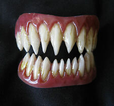 Professional Costume Teeth Pennywise Appliance Dental Distortions 2.0 FX Fangs