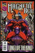 MAGNETO REX #1-3 NEAR MINT COMPLETE SET 1999