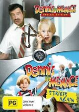 Dennis the Menace / Dennis the Menace Strikes Again (DVD, 2008, 2-Disc Set)