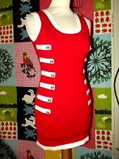 PAPILLONNE ROBE DRESS TRENDY FINE SAUGE 16 GALONS 34/36