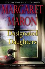 NEW - Designated Daughters (A Deborah Knott Mystery) by Maron, Margaret