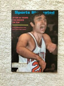 Sports Illustrated Dave DeBusschere New York Knicks 1970 Ben Hogan Golf