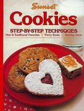 Cookies: Step-By-Step Techniques (Creative Cooking Library) by Sunset Books, Goo