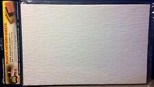 "JTT SCENERY 97428 DRESSED STONE WHITE O-SCALE (2) 7.5""x12"" SHEETS  JTT97428"