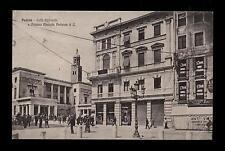 cartolina PADOVA caffè pedrocchi e palazzo mazzola perlasca & c.