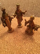 Fontanini by Roman~ Nativity Figurines Italy~Excellent Condition