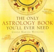 The Only Astrology Book You'll Ever Need by Woolfolk, Joanna Martine
