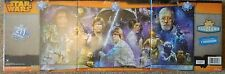 Brand New Star Wars 3 Pack Jigsaw Puzzles Panorama 211 Total Pieces Toy Series