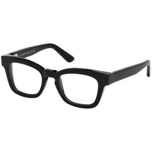 Balenciaga BA5083 001 Women Eyeglasses Black Square Frame 100% Authentic