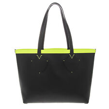 7063269666ca Burberry Women s Medium Giant Reversible Tote in Canvas and Leather