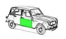 Reparaturblech - Türblech vorne rechts für Renault R4