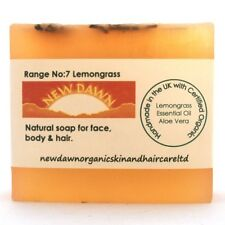 Rosacea Spider Thread Veins Relief - Red Face & Blemish Organic Soap Remedies