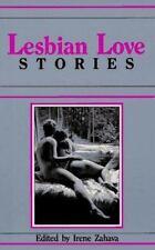 Lesbian Love Stories - Edited by Irene Ahava - paperback 1989