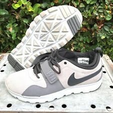 Nike SB Trainerendor (806309-001) Gray Laced/Velcro Sneakers - Size 10 (US)