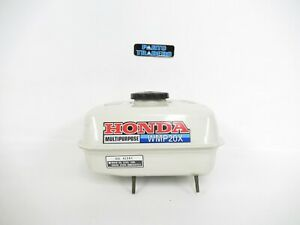 Genuine Honda Fuel Gas Tank White WMP20X WT20X WD30X GX200 GX1610 EG2200X F501