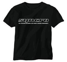 T-Shirt VW Bus T3 Syncro Da steckenbleiben wo sonst, keiner hinkommt Bulli NEU