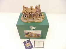 Lilliput Lane The Kings Arms Stagecoach Inn With Box & Deed English Collection