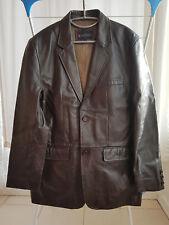 Ciro Citterio Pure Leather Blazer Size M
