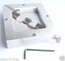 90mm X 90mm BGA Reballing Solder Rework Station Diagonal Stencil Holder BGA Jig