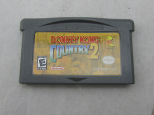 Donkey Kong Country 2 Game Only (Nintendo Game Boy Advance, 2004)