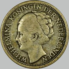 1944d Curacao 1/4 Gulden KM# 44