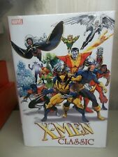 X-Men Classic Omnibus by Chris Claremont (2017, Hardcover) NEW Sealed