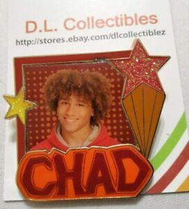 Disney High School Musical Chad Danforth pin