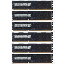 96GB Kit 6x 16GB DELL POWEREDGE R910 R915 C1100 C8220 M710hd T710 Memory Ram